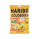 Haribo Mini Goudbeertjes 350g_