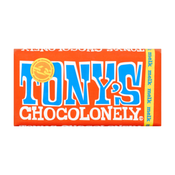 Tony's Chocolonely Melk 180g