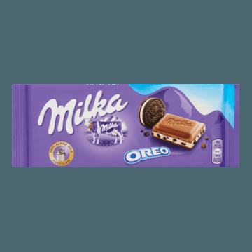 Milka Oreo Melk Chocolade Reep 100g